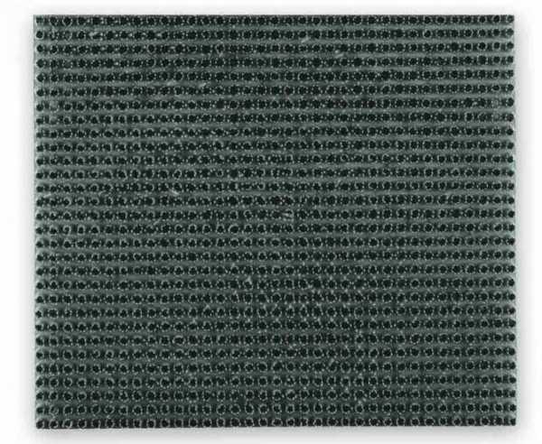 FUSSMATTE KUNSTRASEN »KLIP« 60 x 40cm (grau)