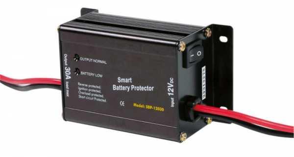 carbest Batteriewächter 24V (21-32V) 30A maximal