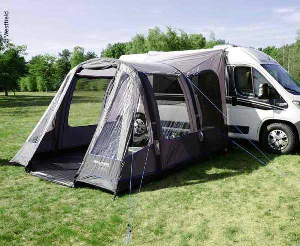 Reisemobilvorzelt Hydra 300 High, Fahrzeughöhe 210-245cm
