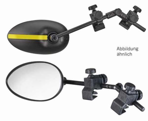 Speed Fix Aufsteckspiegel XXL Flachglas - 2er Set