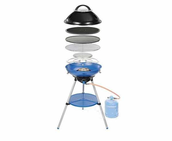 Gasgrill, Party-Grill®400 mit Wok-Funktion, 50mbar