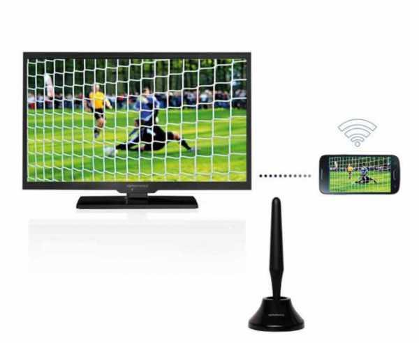 LED TV SL-22DSB+K DVB-S2