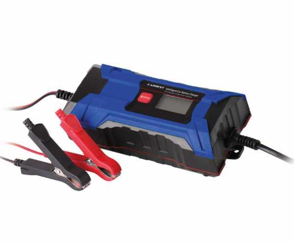 Batterieladegarät 12V / 4,2A Gel, AGM Blei-Säure Batterien