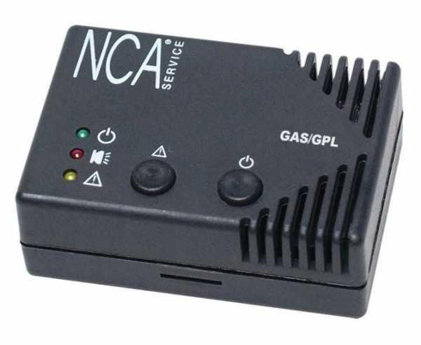 Gaswarner GAS 3 professional (erkennt Kohlenstoffmonoxid, GPL)