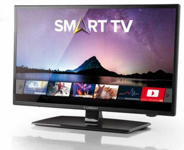 """12-V-Fernseher, Smart LED TV 27,5"""" Full HD"""
