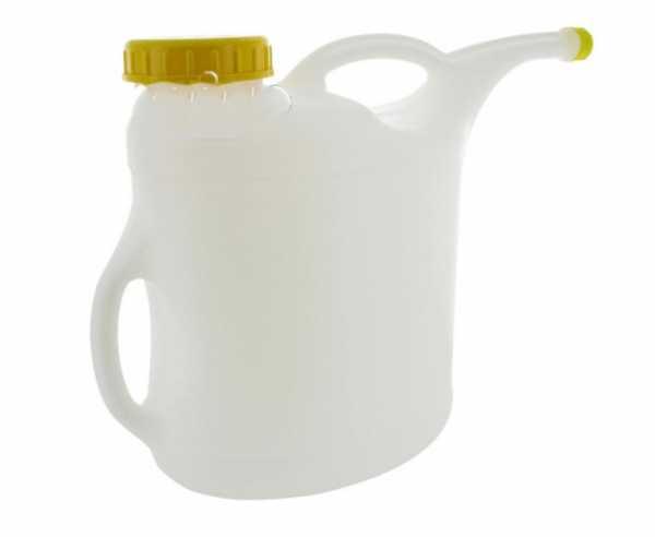 Einfüllkanne 10l weiß für Frischwasser
