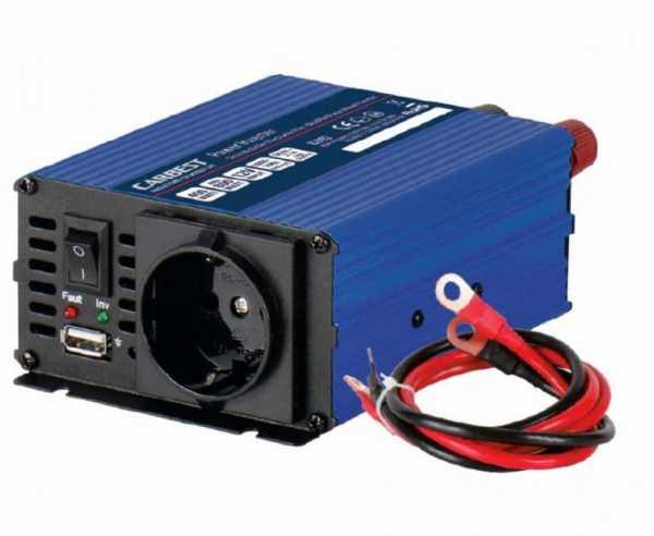 Carbest Wechselrichter 12 Volt Sinus 300 Watt