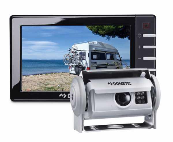"Dometic PerfectView RVS580 mit 5"" Monitor + Kamera CAM80CM"