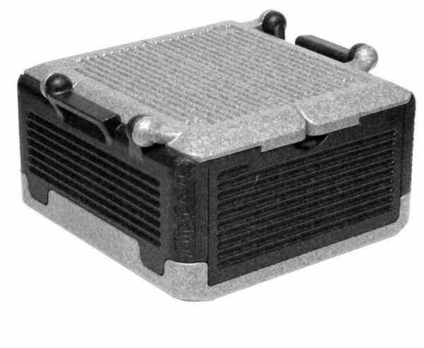 Flip-Box Premium - klappbare Isolierbox 25 Liter mit Deckel