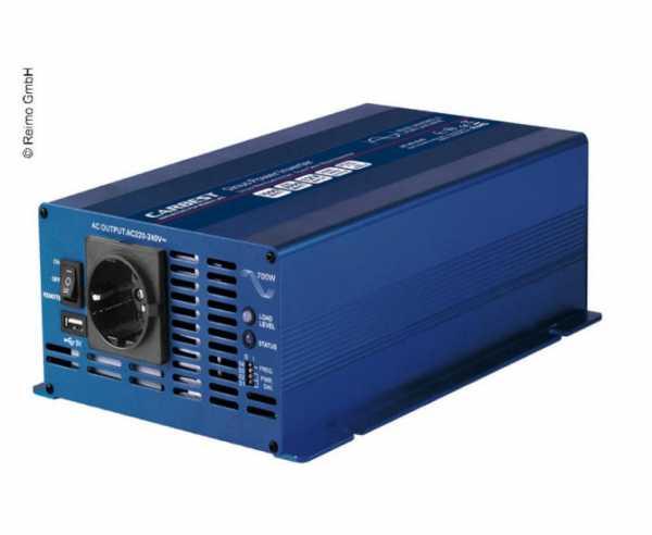 Carbest Wechselrichter 12 Volt Sinus 700 Watt