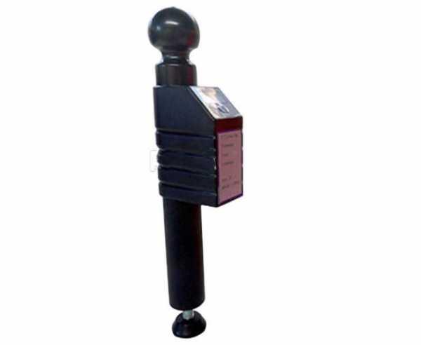 Stützlastwaage digital STB 150 bis max. 150kg Farbe schwarz