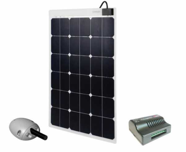 Power Panel Flex Komplettset