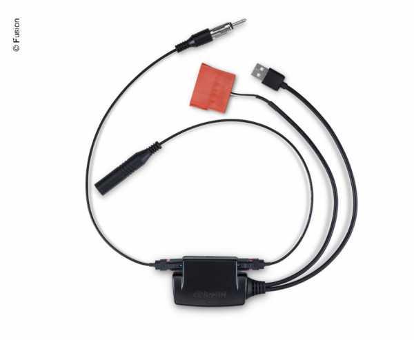 Adapter Lenkradfernbedienung inkl.TMC Fiat Ducato für RV-BBT602