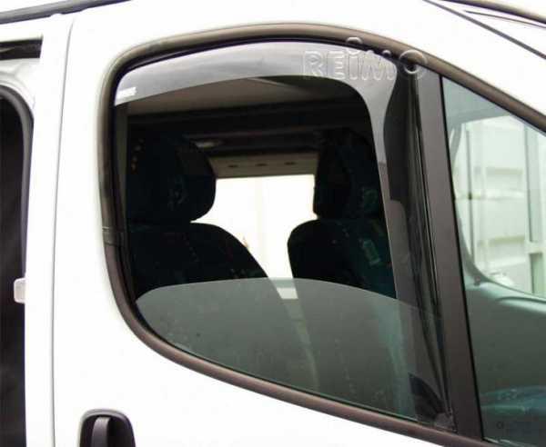 Windabweiser Fahrer/Beifahrertür für Renault Master/Opel Movano ab 2011