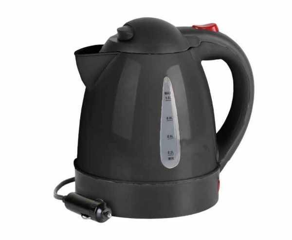 Wasserkocher 12V/150W, 1 Liter Fassungsvermögen