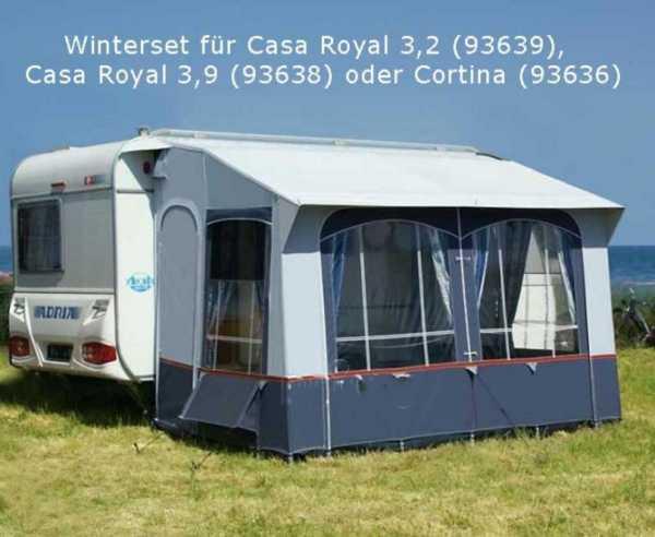 Winterset für Vorzelte Casa Royal 320 & 390 und Cortina