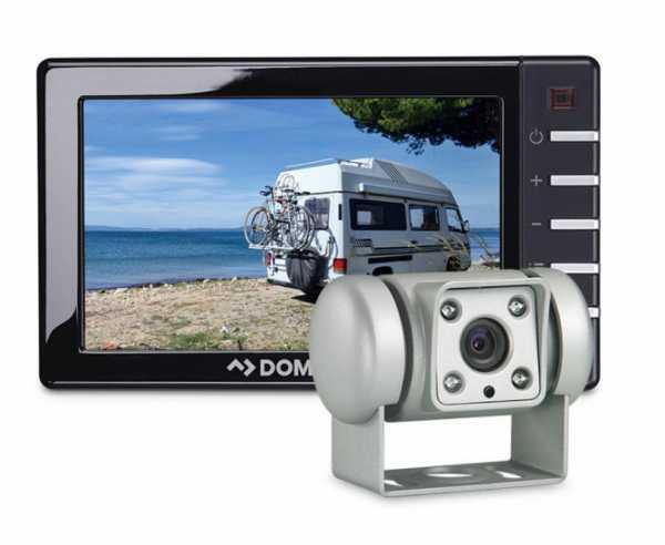 "Rückfahrsystem PerfectView RVS745W m.7""-Monitor + Kamera CAM45"