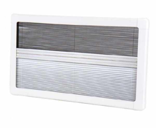 Carbest Innenrollo mit Rahmen und Insektenschutz für RW REAR Fenster