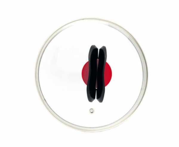 Glasdeckel 24 cm für Exclusive Kochtopfserie