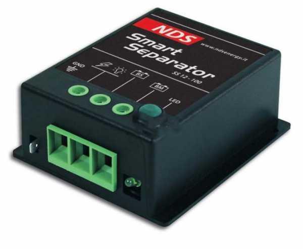 Smart Separator -Batterie-Entladeschutz