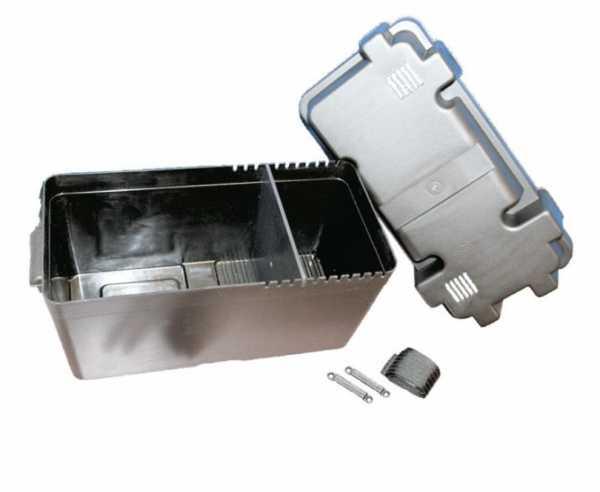 Batteriekasten 39,5 x 23,5 x 17cm variabel einstellbar