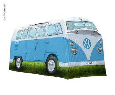 Campingzelt VW Collection T1 Blau