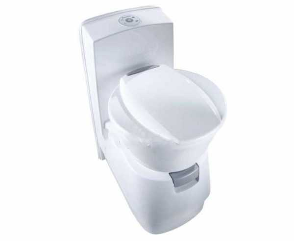 Dometic Toilette CTS4110, 19l Abwassertank