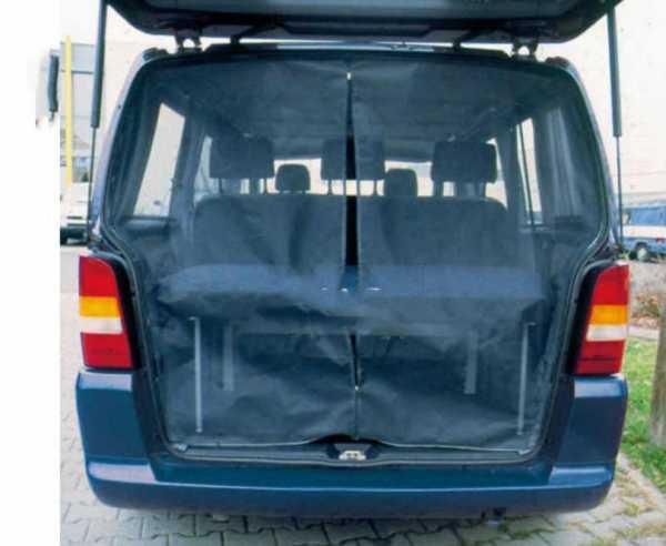 Moskitonetze für Heckklappe DB-Vito bis 2003