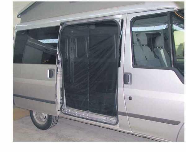 Moskitonetz Ford Transit Custom >2012, Schiebetür