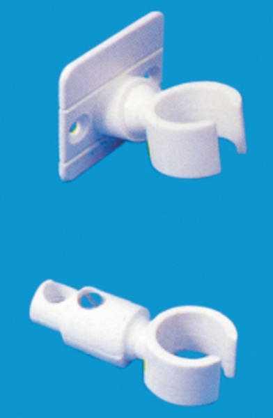 Wandhalter Duett, Farbe weiß