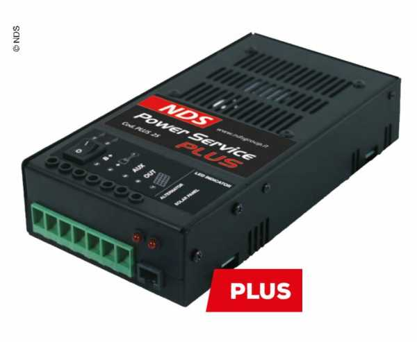 Power Service PWS Plus 30 mit Solarregler