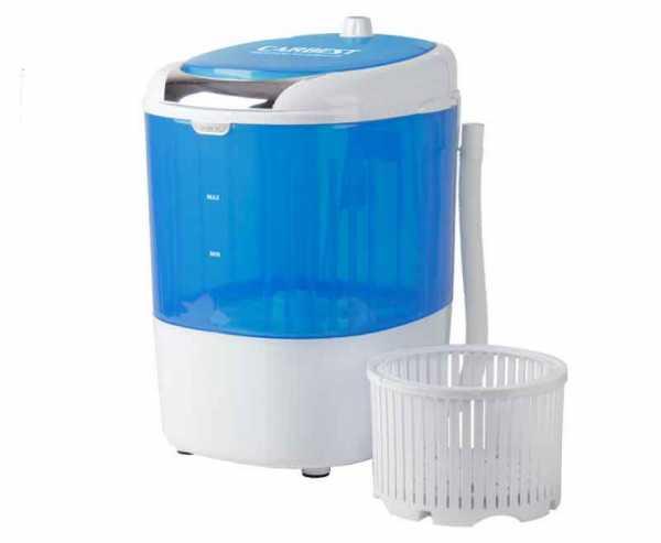 Camping Waschmaschine FEE 230V/170W für 2,5kg Wäsche