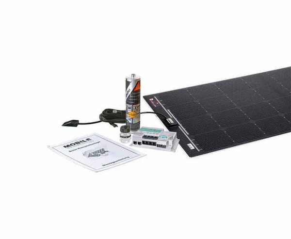12V Solarmodul Flat-light SM-FL 110, 110W