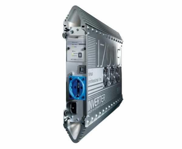 Büttner Sinus-Wechselrichter MT 1700-Si N