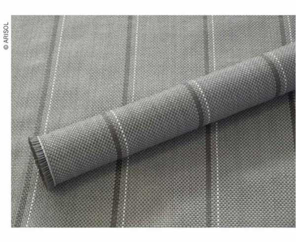 Zeltteppich Arisol Standard, grau, 250cm