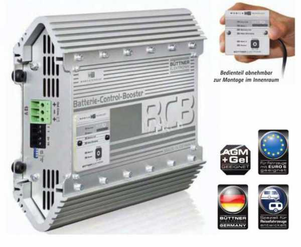 Batterie-Control-Booster BCB 30/30 IUOU