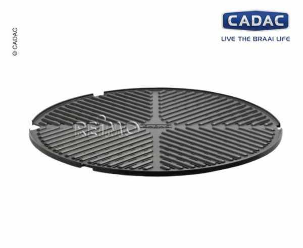 Cadac Gasgrill Grillplatte, 36 cm