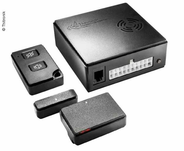 WiPro III safe.lock für Ducato/Jumper/Boxer ab 2006, Daily ab 2012