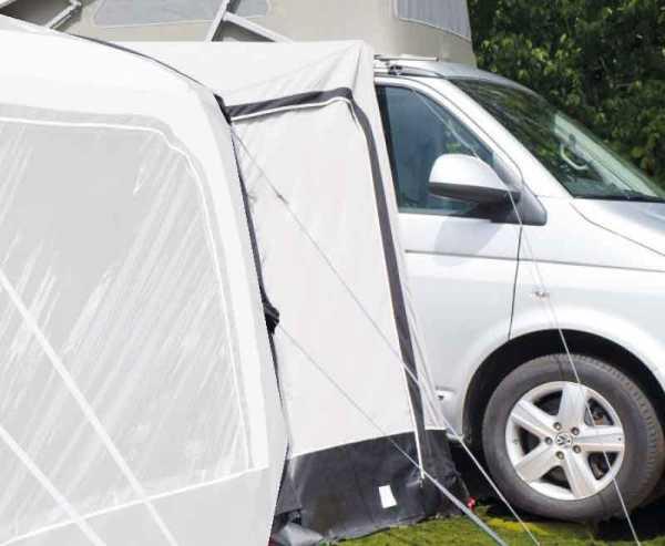 Schleuse zum Fahrzeug für Vorzelt Orion 300, Anbauhöhe 180-210 cm