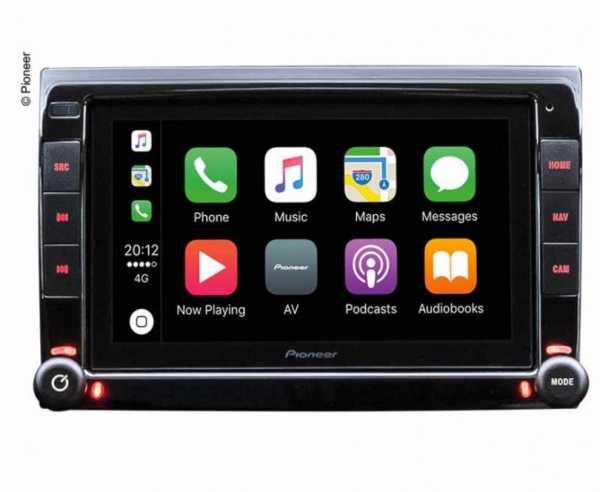 Navigations/Mediacenter für Fiat Ducato mit Originalradio