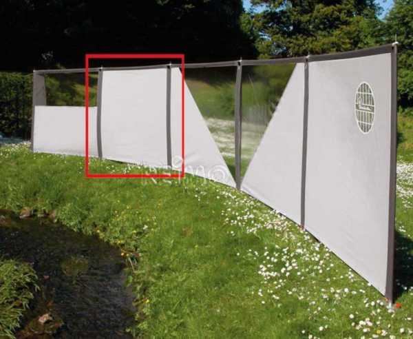 Erweiterungsteil für Windschutz-System Flex