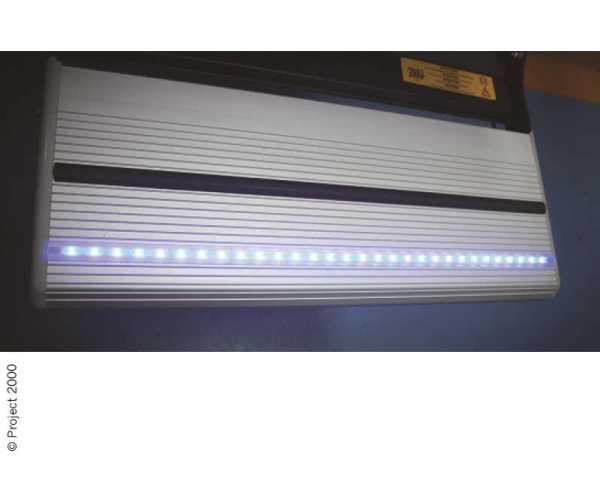 LED-Licht blau mit Schalter für Trittstufe