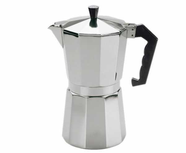 Kaffeebereiter Espressokocher Classico für 6 Tassen