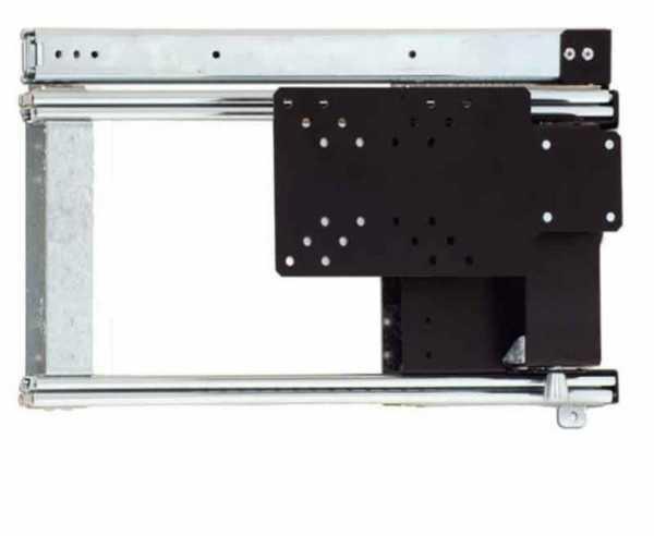 TV-Halter 465cm für seitlichen Auszug rechts