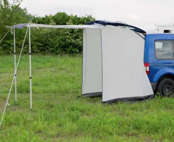 Heckzelt VERTIC für Caddy - Grundfläche B135xL100cm