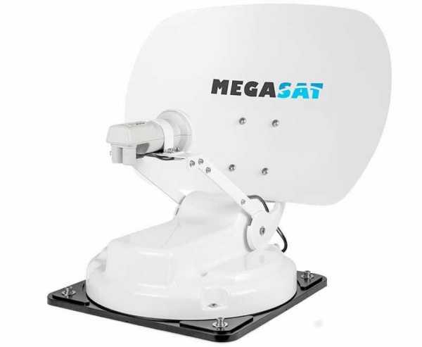 SAT-Anlage Megasat Caravanman Kompakt 2 Twin