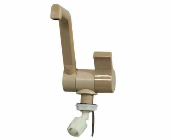 Universal Wasserhahn (Farbe: beige)