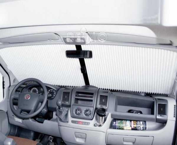 Remis Verdunkelungs-Rollos für Fiat Ducato, Citroen Jumper, Boxer Bj. 09/2011-2014